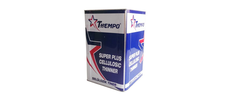 SUPER PLUS CELLULOSIC THINNER